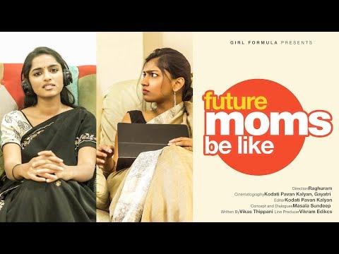 Future Moms Be Like | Girl Formula | Chai Bisket