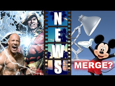 Dwayne Johnson is Shazam. gets Shazam Movie! Disney Animation vs Pixar?! - Beyond The Trailer