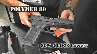 Polymer 80 New Products at SHOT Show 2017