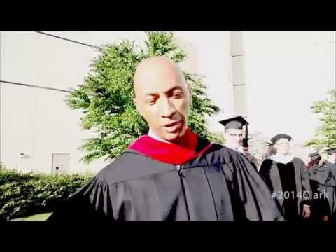 Byron Pitts' greeting to the class of 2014 | Clark College Vancouver WA