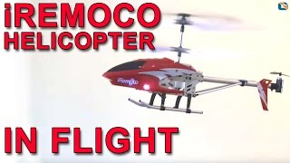 iRemoco Remote Control Helicopter Review for iPod iPhone & iPad