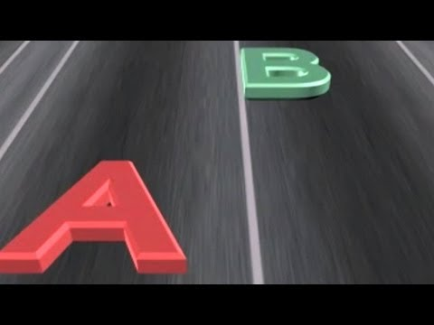 English Alphabets For Children's - Hd video