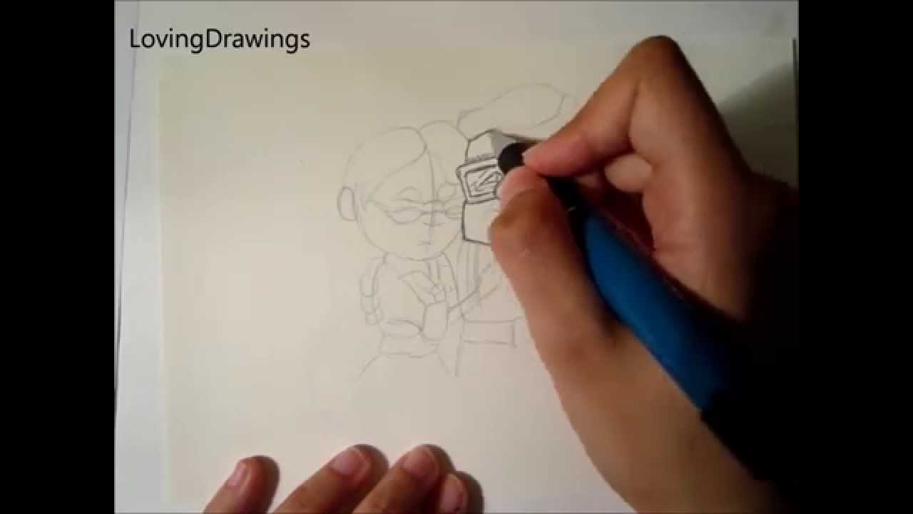 Ellie Drawing Drawing Carl And Ellie From