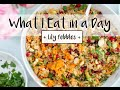 What I Eat in a Day: Sunday | Lily Pebbles