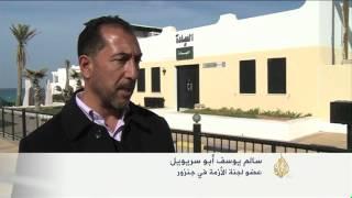 نازحو ليبيا يرحبون بالحوار الذي ترعاه الأمم المتحدة