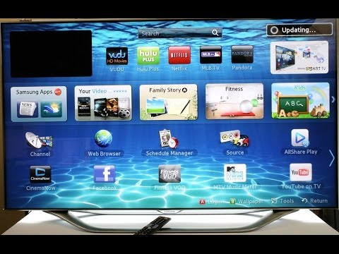 Samsung Smart Led TV Reset 7000.8000 Series