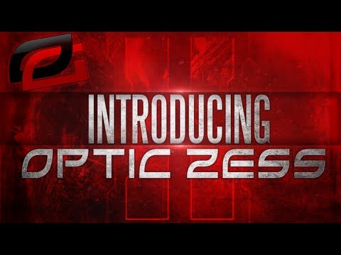 INTRODUCING OpTic's NEWEST SNIPER OpTic Zess