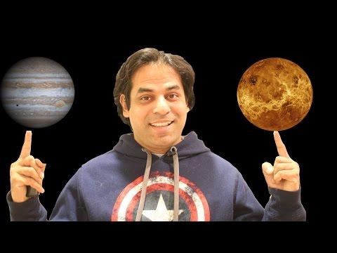 Jupiter and Venus conjunction in Astrology