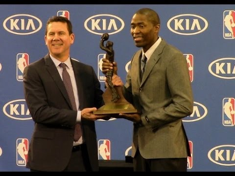 Clippers' Jamal Crawford wins 2014 6th Man of the Year Award
