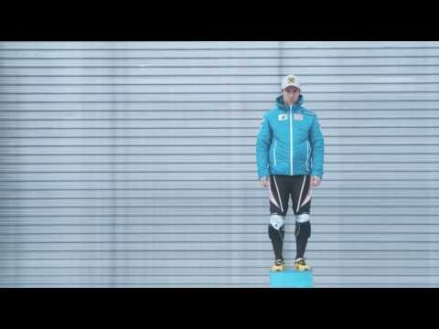 Marcel Hirscher Red Bull Actionclip Slalomtraining