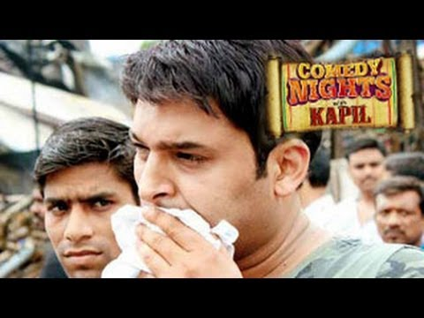 Comedy Nights With Kapil Set Comedy Nights Kapil Breaks