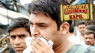 Comedy Nights Kapil BREAKS DOWN on the SETS of Comedy Nights with Kapil - EXCLUSIVE