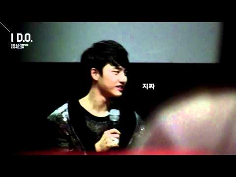[FANCAM] 120504 - D.O. focused
