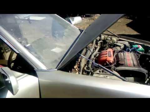 Завели очень старую Mazda Persona