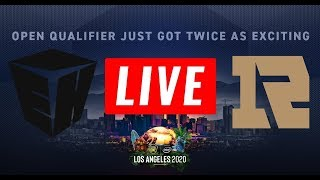 [Dota 2 Live] 🔴 Royal Never Give Up vs EHOME [RU] ESL One Los Angeles 2020 | Qualified |BO3|✅