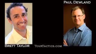 Paul Dewland golf mindset interview part 1
