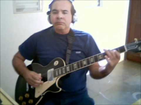 Arlen Roth workout rythym guitar with lead fills