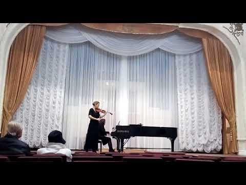 Дворжак Антонин - КОНЦЕРТ ЛЯ-МИНОР ДЛЯ СКРИПКИ С ОРКЕСТРОМ, op.53 (переложение для скрипки и фортепиано) Партия скрипки