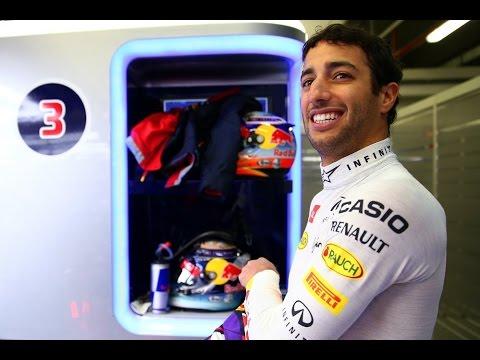 Infiniti Red Bull F1 - Daniel Ricciardo's F1 Australian GP Preview
