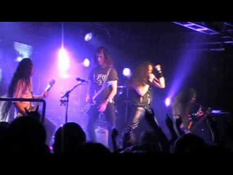 Dragonforce Live - Revolution Deathsquad - Belfast Mandela Hall 11/10/08 [High Quality]