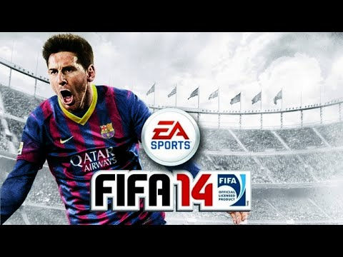 Fifa 14 : Belgium - Argentina  How it could have ended ! Messi vs Kompany !