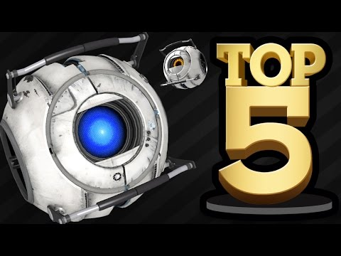 TOP 5 VIDEO GAME ENDINGS