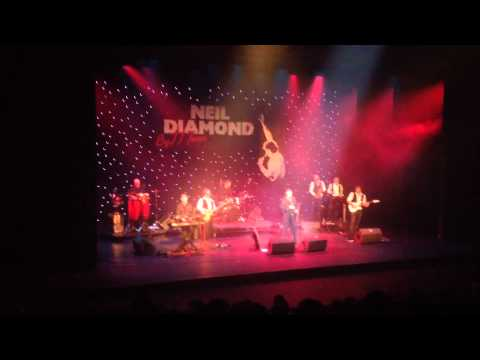 The Believer - Neil Diamond Tribute - If You Know What I Mean (Live at the Gordon Craig Theatre)