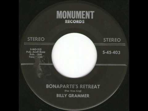 Billy Grammer - Bonaparte's Retreat