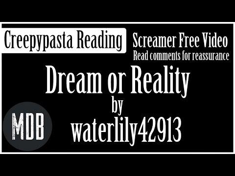 Pokémon Creepypasta - Dream or Reality (Fan Made)
