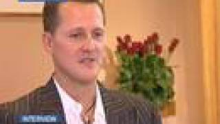 Interview - Michael Schumacher