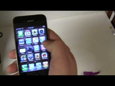 How to Activate Iphone 4 with ios 4.2.1 with no at&t contract! gophone sim