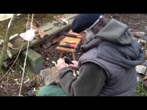 Jak Zrobić łyżke Z Drewna / How To Carve A Wooden Spoon