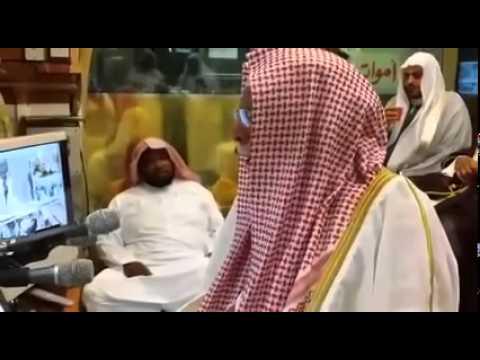Takbiran di Masjidil Harom Hari Raya Idul Fitri Tahun 1436 Hijriah