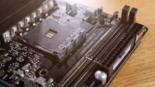 This Mini-DTX Motherboard is NO JOKE!
