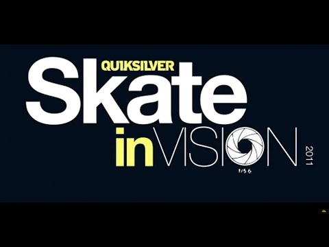 Quiksilver Skate in vision