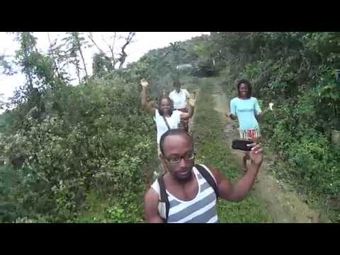 Jamaica: Beautiful scenery, Ital food, Mountain life. Part 1