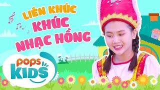 [New] Mầm Chồi Lá Tập 120 - Khúc Nhạc Hồng | Nhạc thiếu nhi hay cho bé | Vietnamese Kids Song