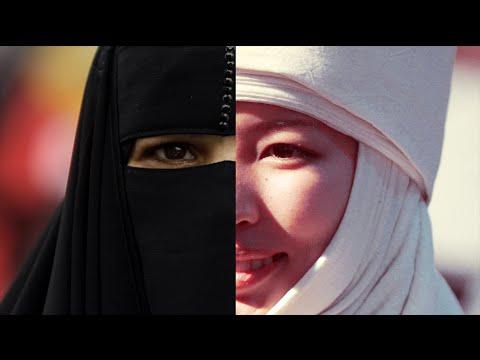Хиджаб фото девушек в кыргызстане