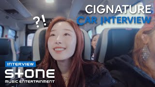 (ENG SUB) [Stone Interview] 입덕카_시그니처 (Cignature)|눈누난나, NUN NU NAN NA, K-Pop, Girl Group