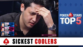 Top 5 Sickest Poker Coolers | PokerStars