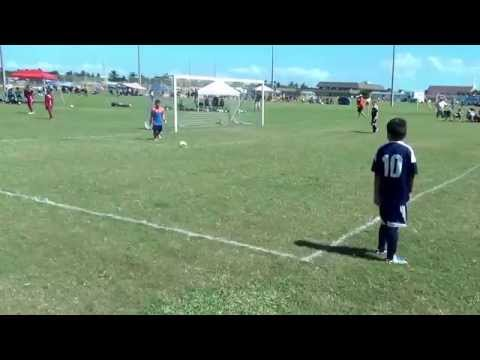 SBFC U9 Phoenix Orange Brevard Fall Cup Game 1 - 4th Qtr