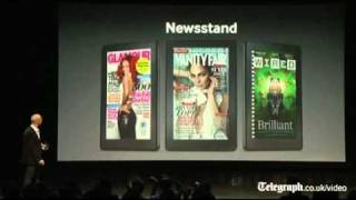 Amazon CEO Jeff Bezos unveils Kindle Fire