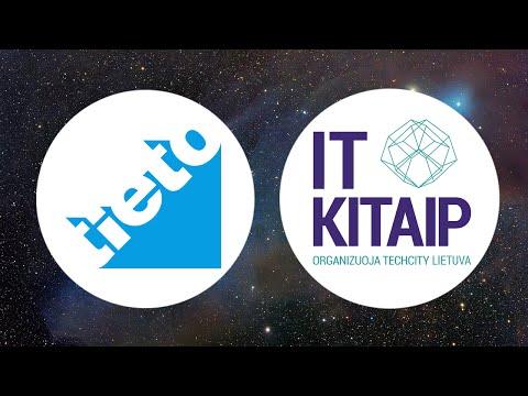 """IT KITAIP - TEORIJA: e-pamoka apie programavimą // """"Tieto"""""""