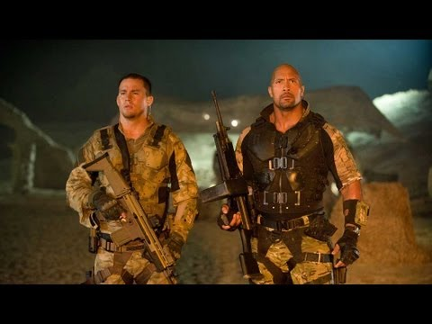 G.I. JOE EL CONTRAATAQUE - Trailer Oficial