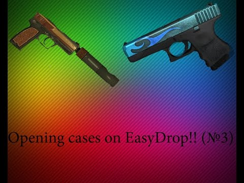 Opening cases on EasyDrop!! (№3)