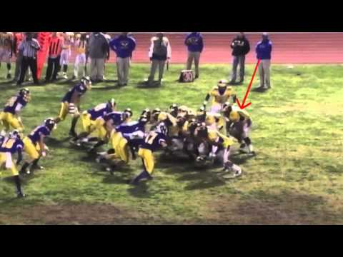Nigel Beckles Verbum Dei High School FB/DE Junior C/O 2015