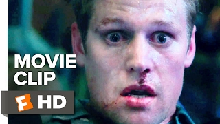 Rings Movie CLIP - Plane (2017) - Alex Roe Movie