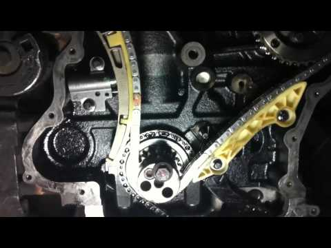 Ford Transit Timing Chain Tensioner Part 2