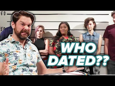 Private Investigator Guesses Exes Out Of A Lineup