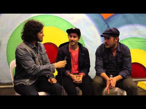 Interview: Portugal. The Man at the Big Day Out Sydney (2014)